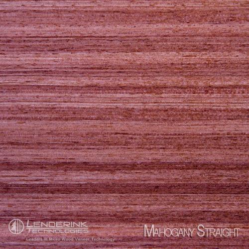 Mahogany-Straight